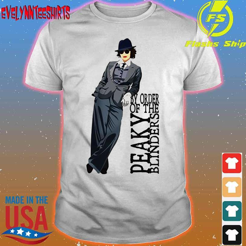 By Order Of The Peaky Blinder Helen Mccrory Rest In Peace Shirt