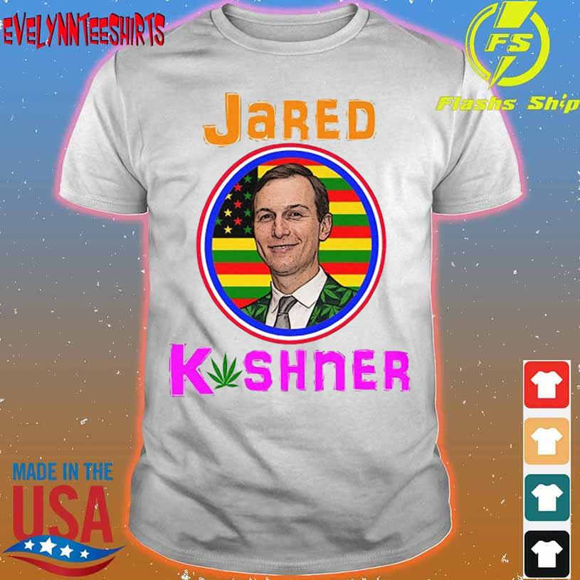 Jared Kushner Cannabis vintage shirt