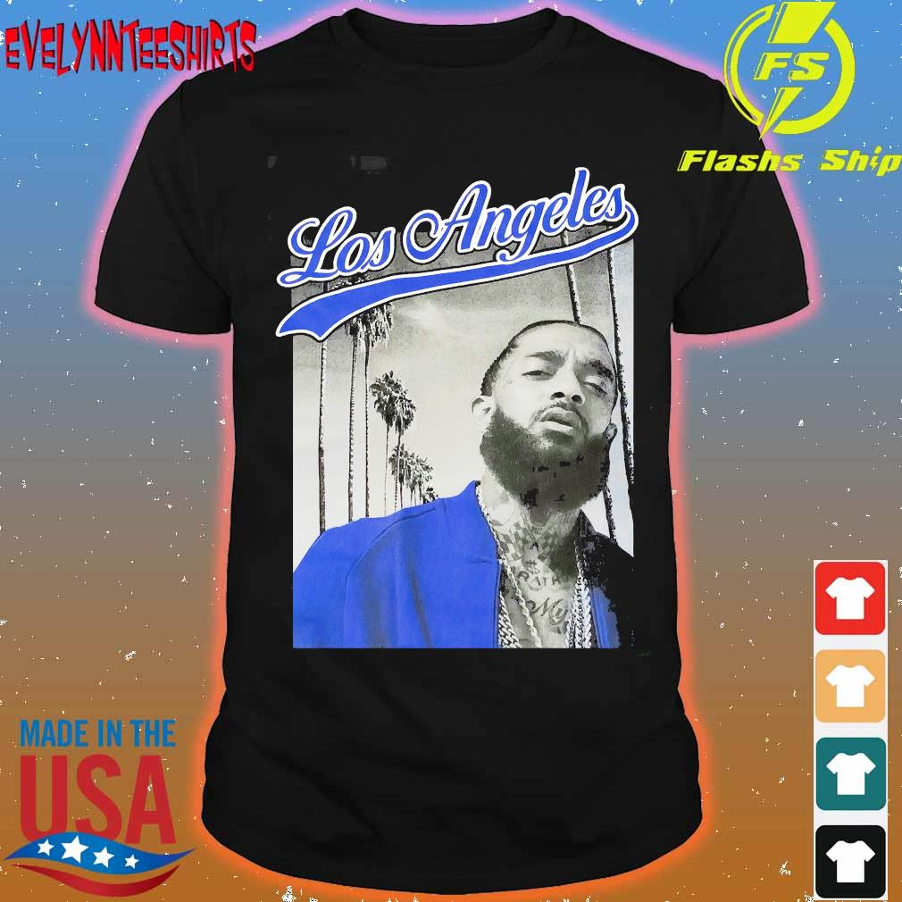 Nipsey Hussle Los Angeles shirt
