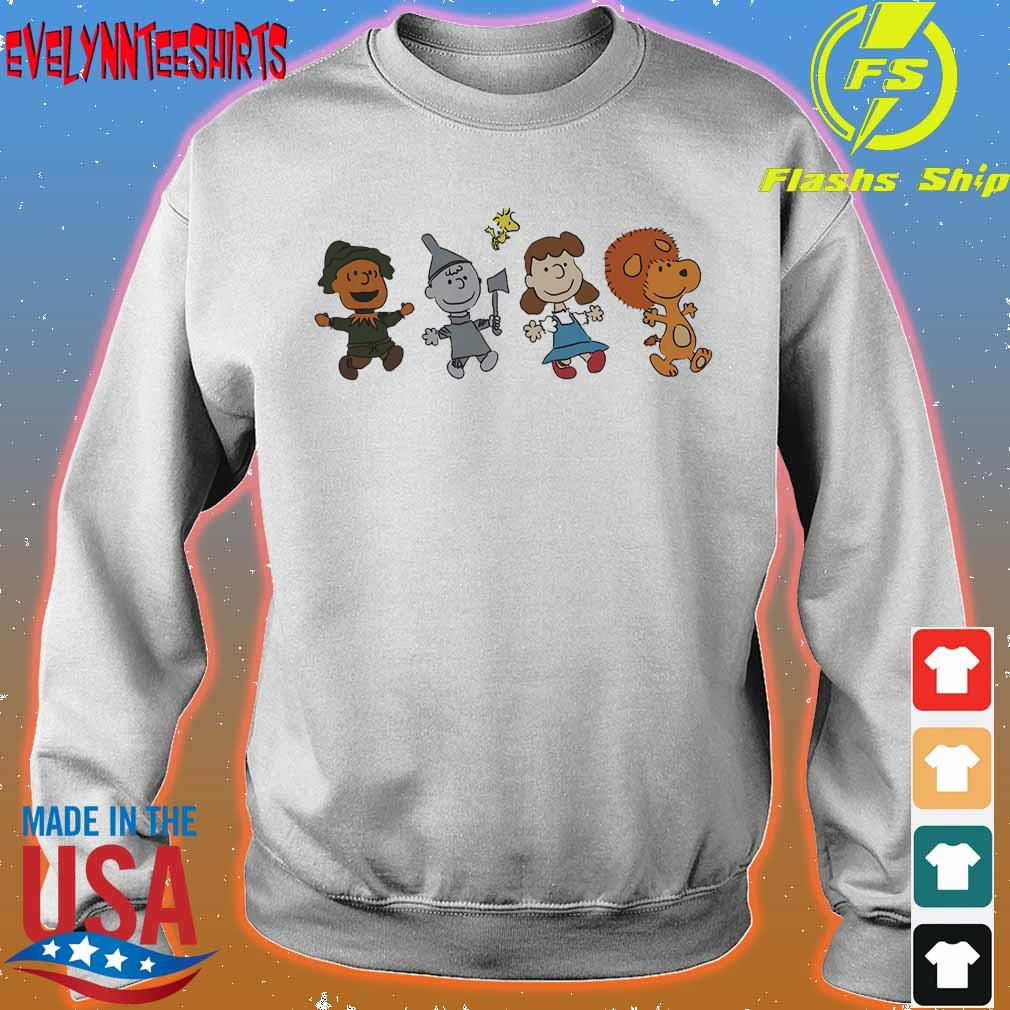 The Wizard of Oz – Snoopy s sweater